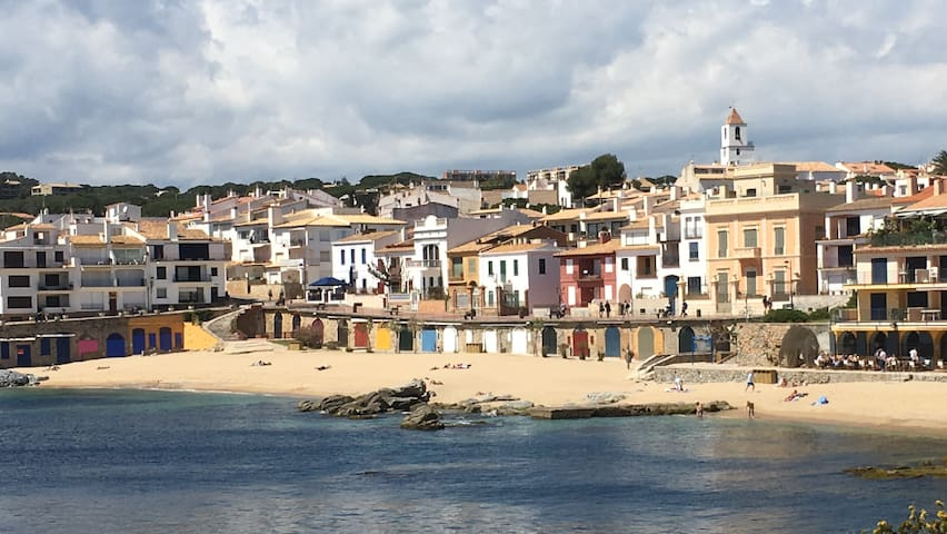 Bel appartement - Centre - Plage - Palafrugell - Daire