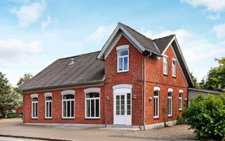 Den Gamle Sparekasse - Bredebro - Huis