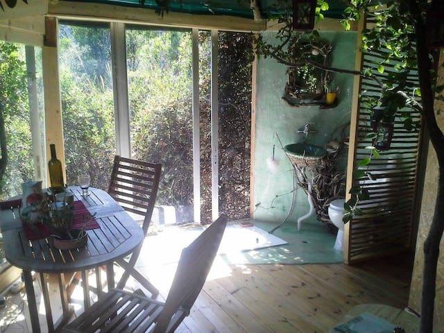 Δενδρόσπιτο στα παράλια του Κισάβου - Koutsoupia - Casa sull'albero