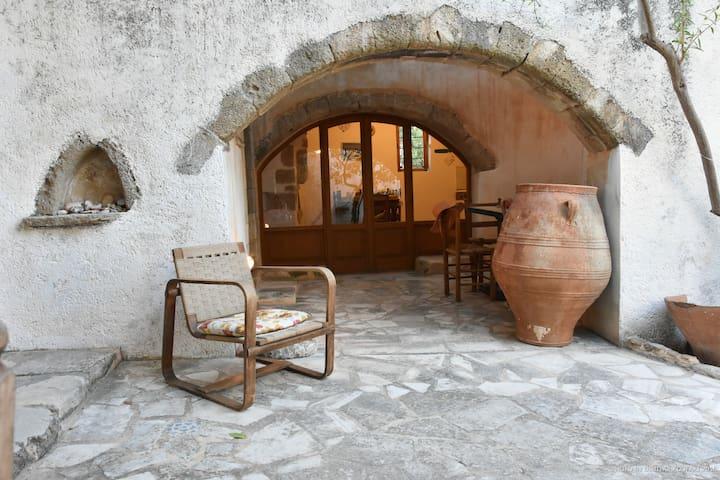 Villa Violetta - Kaliviani - Leilighet