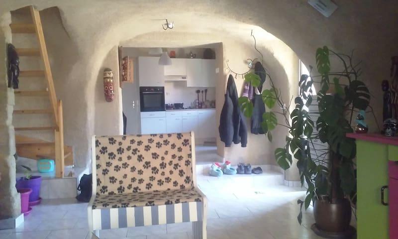 Charmante maison à la campagne - Saint-Yvoine