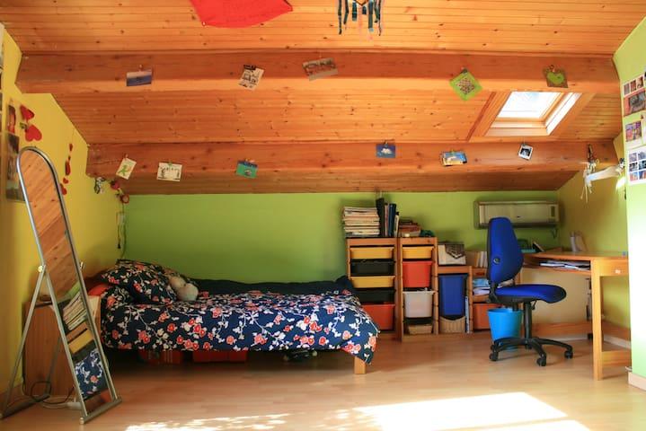 Chambre sous les toits - Aubagne