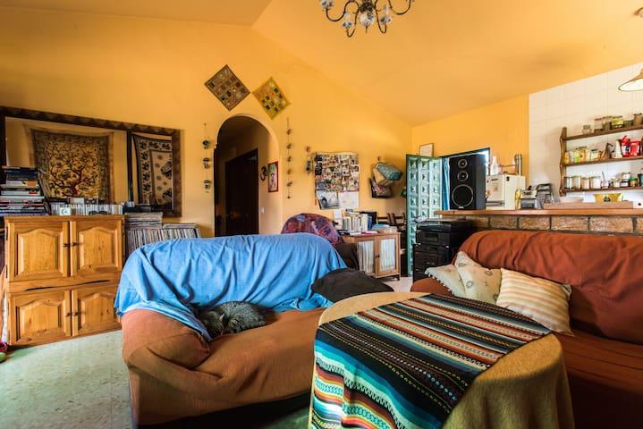 Una casa en el corazón de la sierra de Sevilla - Guillena - Casa