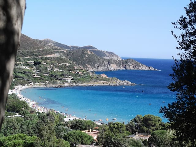 Sea, Nature and breathtaking view - Torre Delle Stelle (Maracalagonis) - 別荘