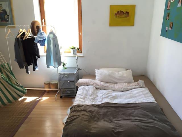 Helles schönes Zimmer nähe München - Fürstenfeldbruck