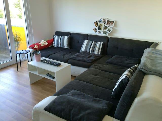 Moderne Wohnung mit Balkon - Weiden in der Oberpfalz - Lägenhet