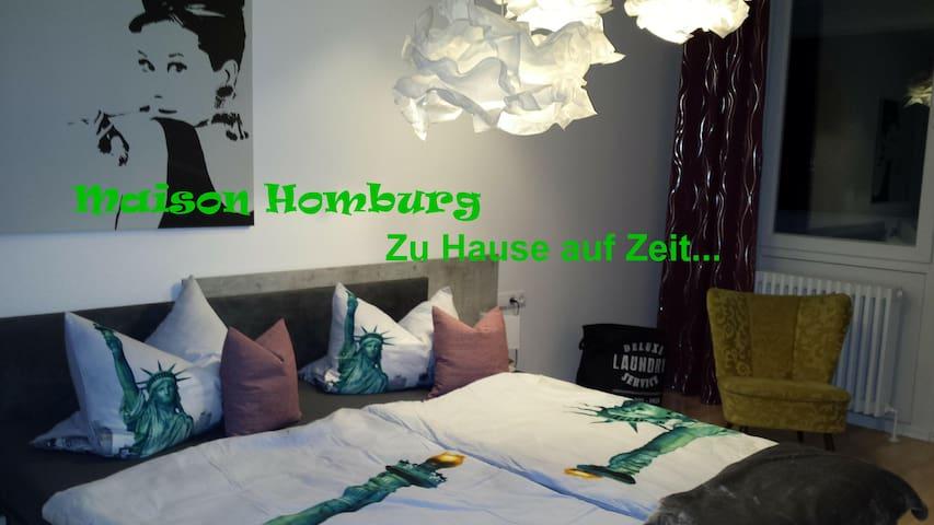 Ferienwohnung Maison Homburg - Homburg