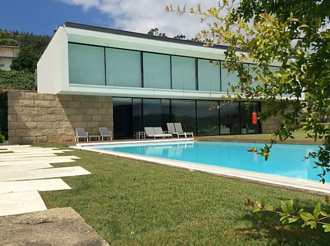 Spectacular property at wide margin of Douro River - Melres - Casa