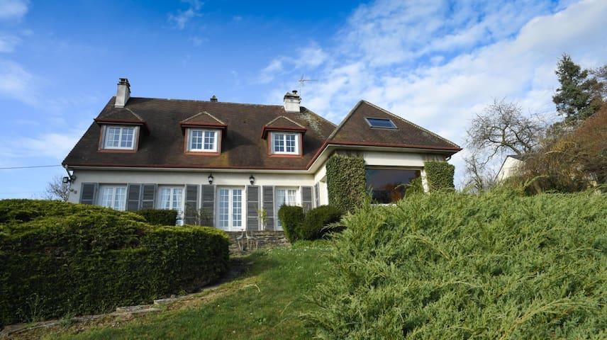 Paradise In Normandy - Condé-sur-Vire - Hus