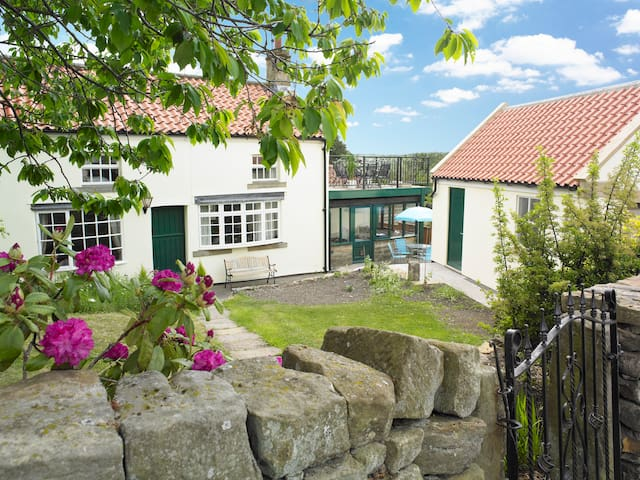 Osborne Cottage, between Danby & Lealholm - Houlsyke - Rumah