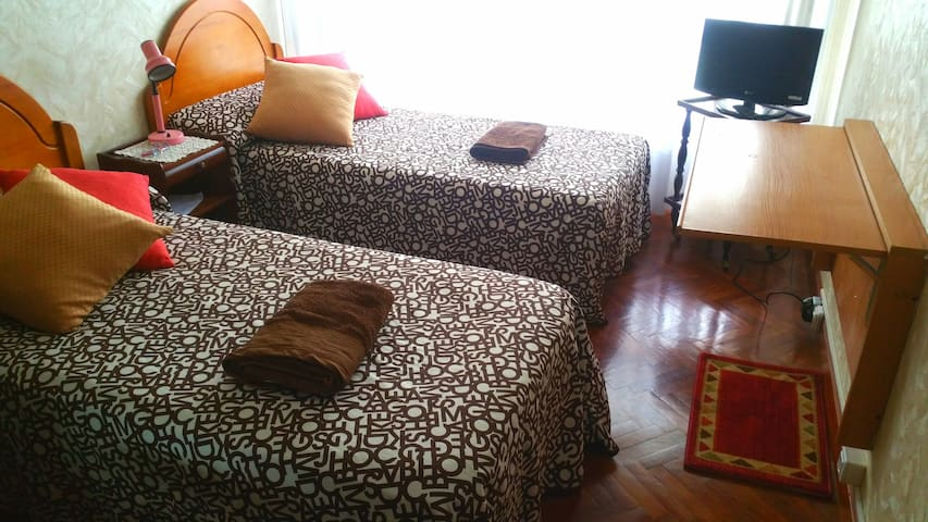 Beedroom near Bilbao + Breakfast - Barakaldo