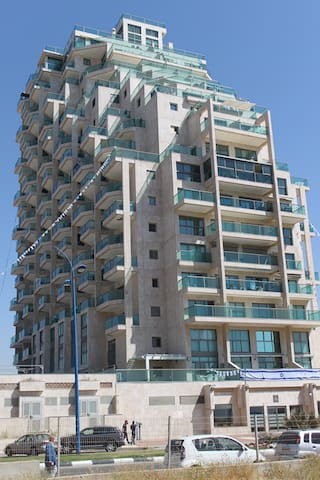 The Best Sea View Flat for the Best Travelers - Ashkelon