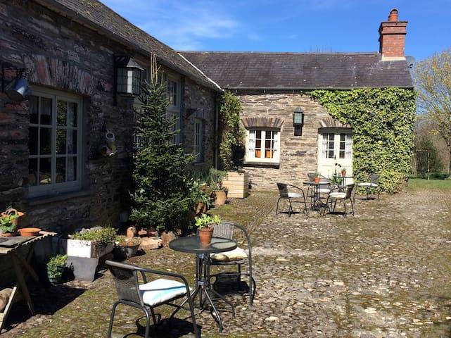 Plas-Trefrogan, Stables Cottage - Ceredigion - Maison