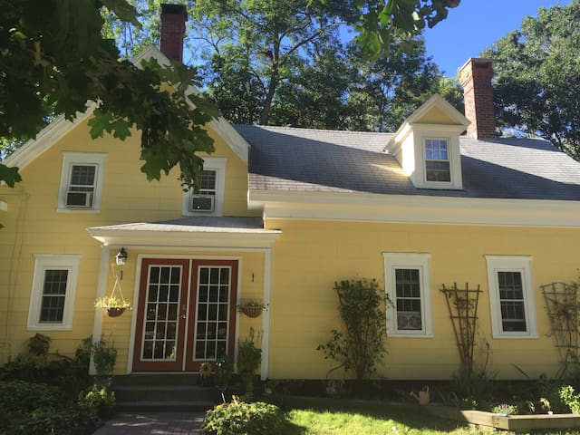 Mind-Body Retreat Center in Maine - Kittery