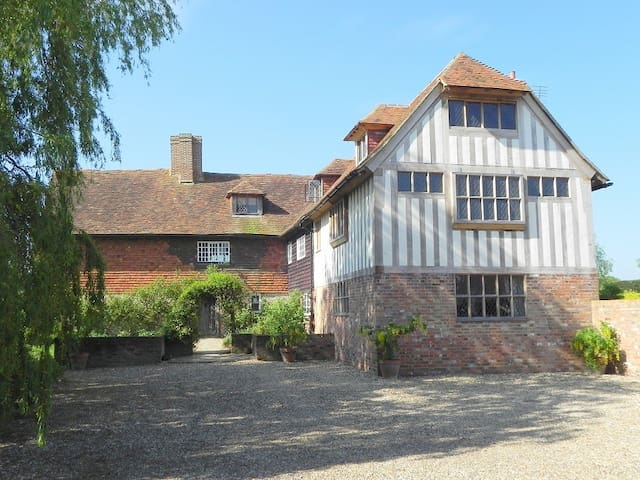 East End Place, Whitfield House - Biddenden - Huis