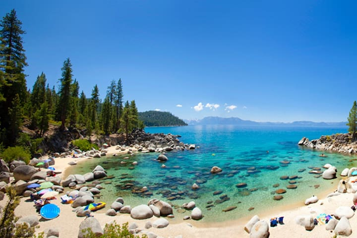 Cozy North Lake Tahoe Getaway - Kings Beach