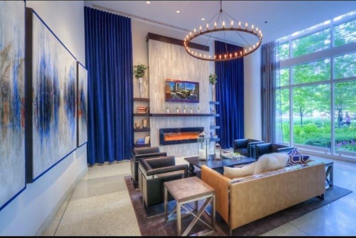 Studio in Streeterville - Chicago - Wohnung