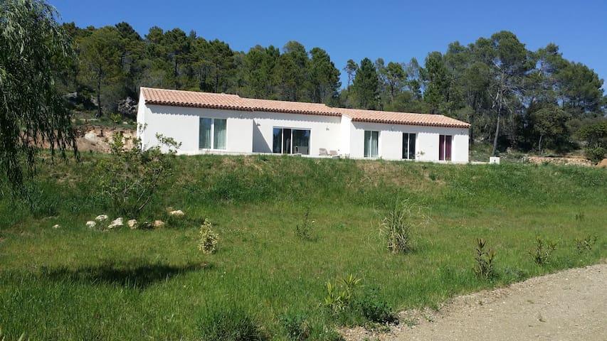 maison - Sillans-la-Cascade - Hus