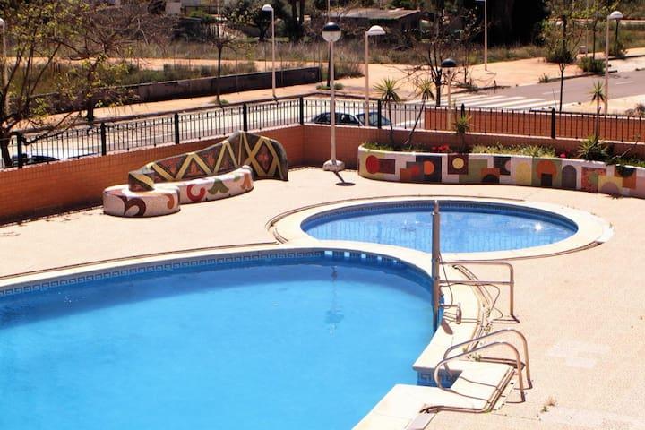 Piso en Torrelasal cerca Marina d'Or para 6 pers - Cabanes - Apartmen