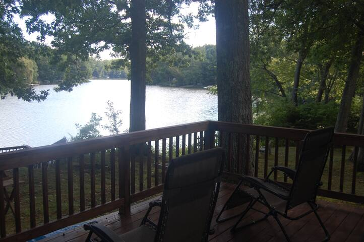 Relax by the Lake - Copake - Hus