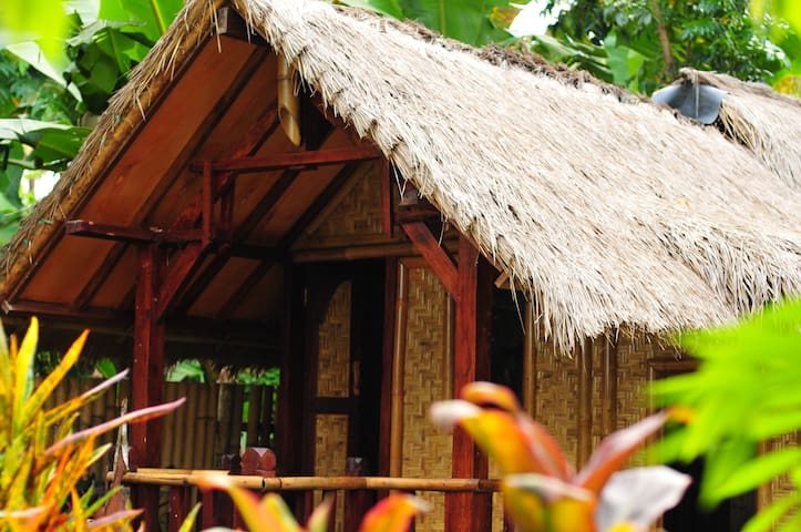 """Sasak"" Traditional Style Room - East Lombok Regency"