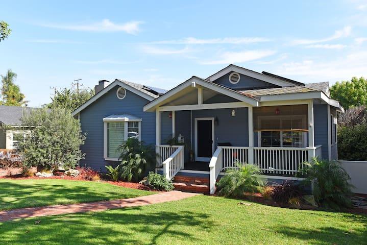Private & Charming Garden Suite Near The Beach - El Segundo - Σπίτι