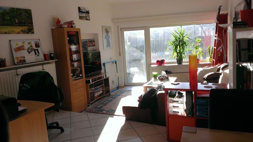 Gemütliche Wohnung in Einöd - Homburg
