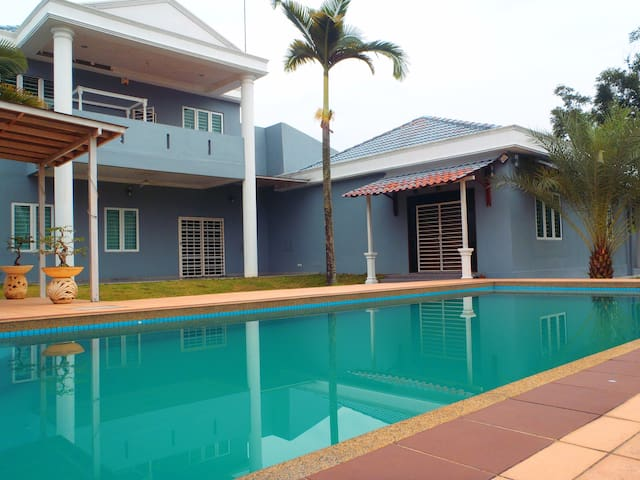 Alamar Hills Eco Resort & Health Spa - Hulu Langat - Domek gościnny