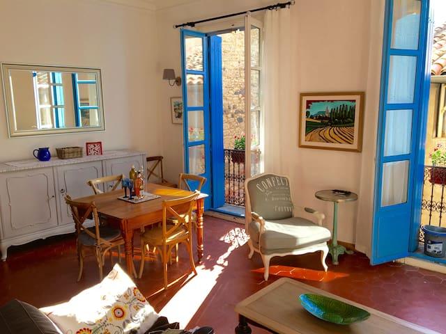 l'Appartement des Artistes #2 - Pézenas