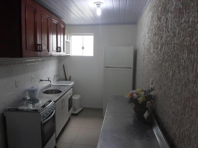 Apartamento harmonioso em Curitiba - Curitiba - Appartement