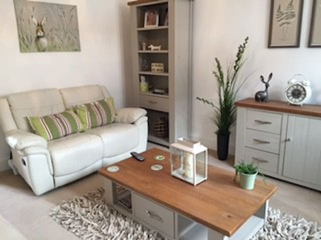 Room to rent in beautiful ex show home - Buckshaw Village