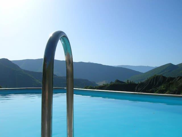 Au calme et au soleil en provence - La Robine-sur-Galabre - Wohnung