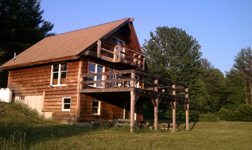 Post and Beam Cabin - Danbury - Kulübe