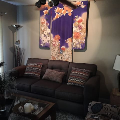 Serenity Treehouse Escape - Crab Orchard - Appartement