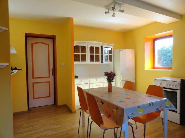 Gite dans une ferme pédagogique Landes - Pouillon - Wohnung