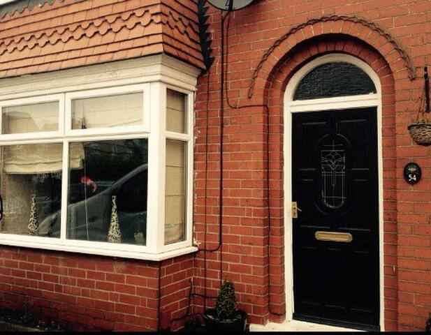 Charming 1930s semi in great place - Doncaster - Huis