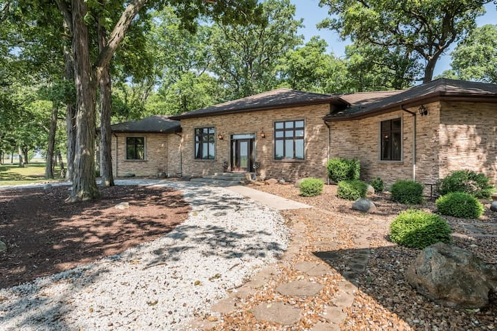 Hickory Knoll cottage - Milford - Pension