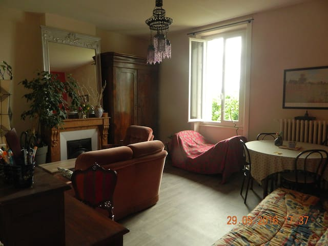 ETUDIER  EN VILLE   LOGER  AU CALME - Andrézieux-Bouthéon - Appartement