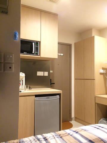 Luxurious double room 旺角區豪華舒適雙人大床房 - Hong Kong