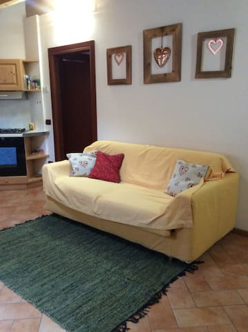 Romantica mansarda - Mestriago - Appartement