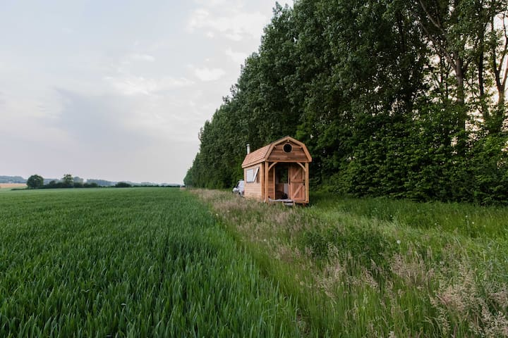 Wildernest Tiny House - Chaumont-Gistoux - Kulübe
