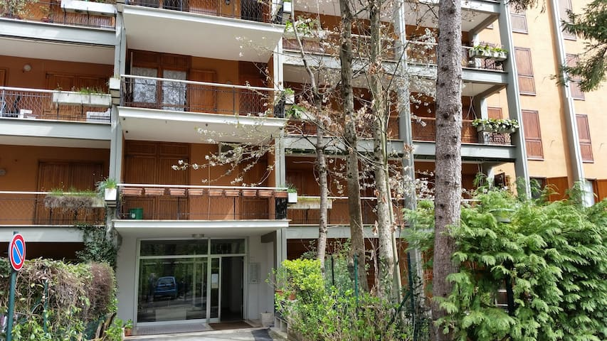 Appartamento di fronte al Golf di Fiuggi Terme - Fiuggi - Leilighet
