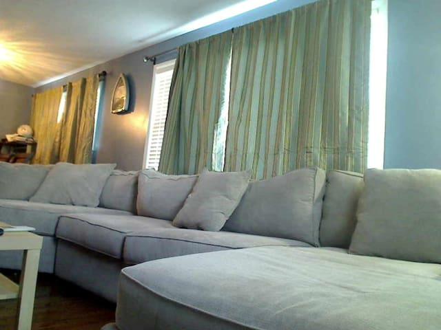 comfort private room - Hyattsville - Talo