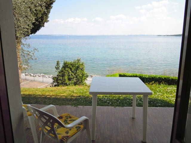 Nice house by the lake Garda - Padenghe Sul Garda - Byt