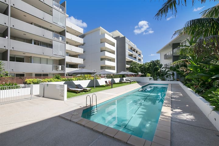 Modern Apartment in Leafy Indooroopilly - Indooroopilly - Huoneisto