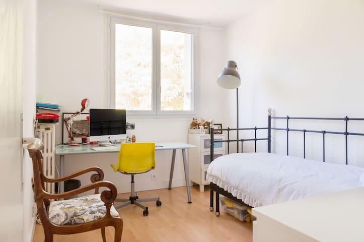 Chambre étudiant au calme - Saint-Germain-en-Laye - Apartamento