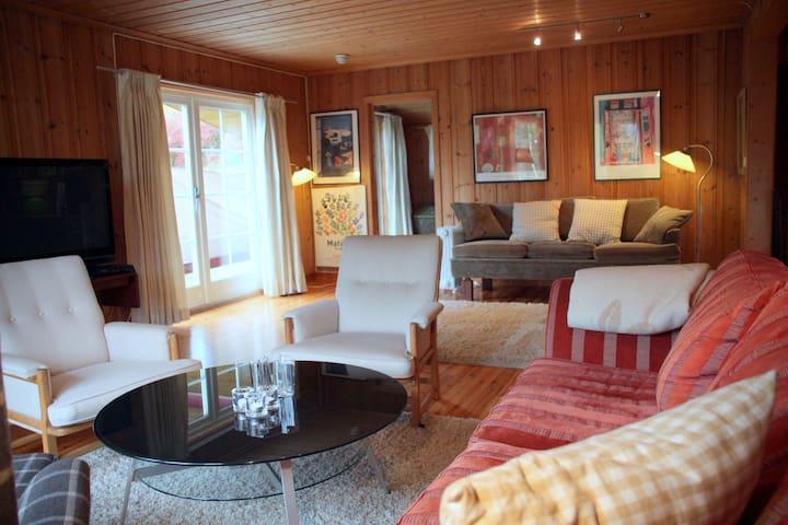 Flott hus på Akkerhaugen Telemark - Sauherad - Huis