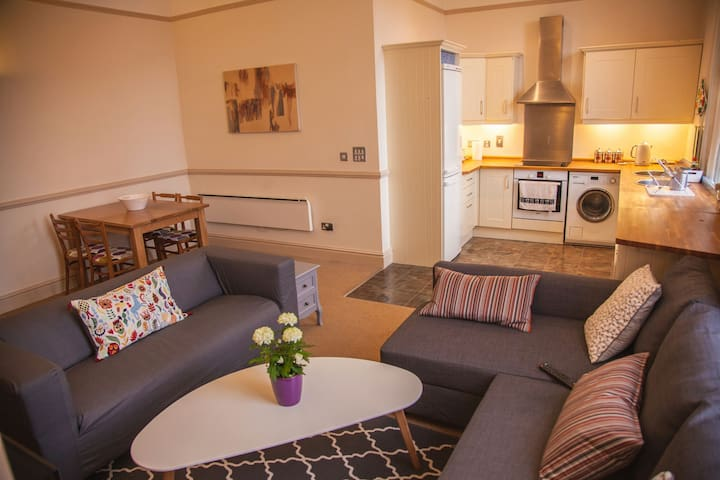 Stunning Luxury Georgian 2bd/2bth in city centre - Liverpool - Appartamento
