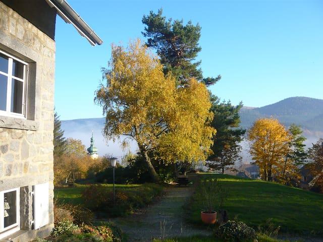 Maison de famille(s)  -  2 à 10 pers. - Muhlbach-sur-Munster - Hus