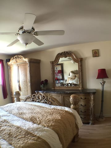 Private room near O'Hare and USMLE - Chicago - Appartement